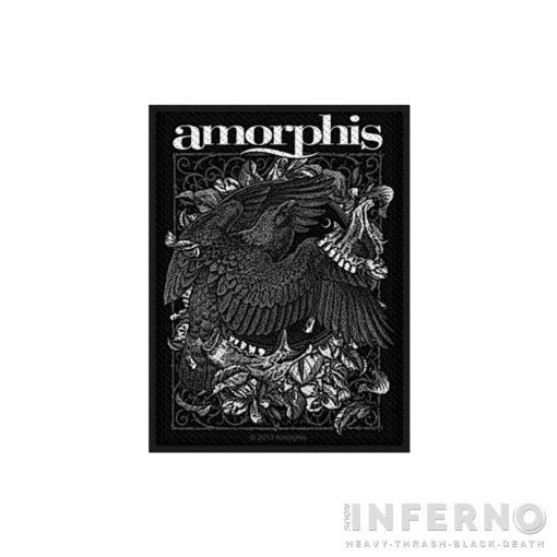 Amorphis - Circle Bird szövött felvarró