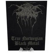 Darkthrone - True Norwegian Black Metal Hátfelvarró