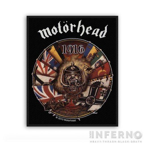 Motorhead - 1916 Szövött felvarró