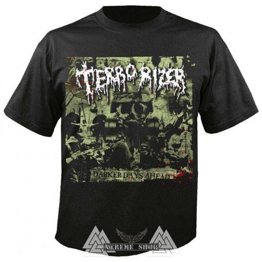 TERRORIZER - Darker Days póló