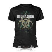 BIOHAZARD - WE SHARE THE KNIFE PÓLÓ