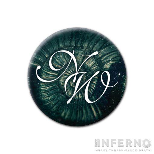 NIGHTWISH - Logo Kitűző