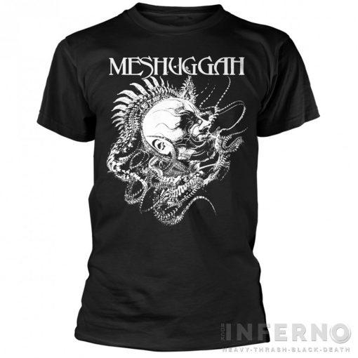MESHUGGAH - SPINE HEAD PÓLÓ