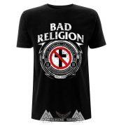 BAD RELIGION BADGE póló