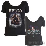 EPICA - Devotion will unfold Női póló