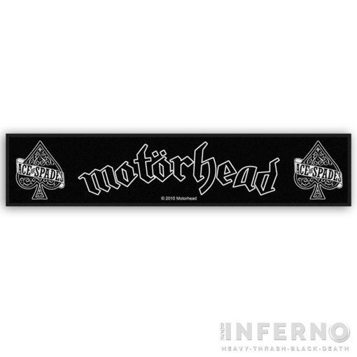 Motorhead - Ace Of Spades /Superstrip/ szövött felvarró