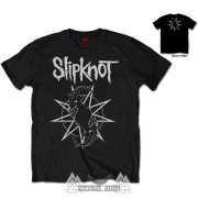 SLIPKNOT - GOAT STAR LOGO póló