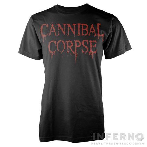 Cannibal Corpse - Logo Póló