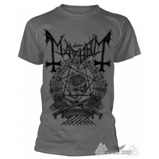 Mayhem - Barbed Wire Póló
