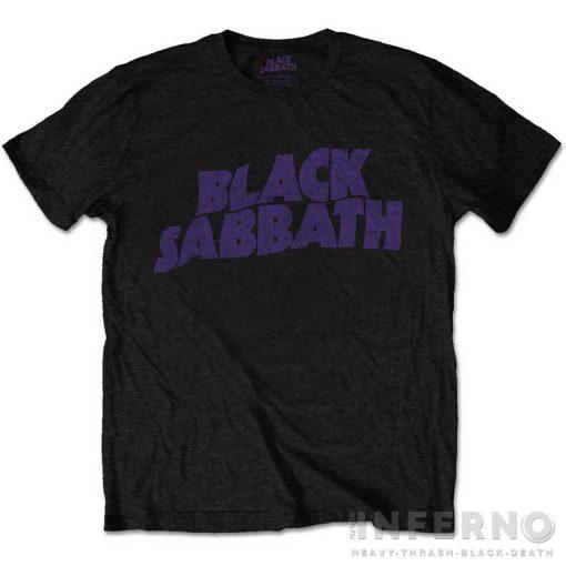 BLACK SABBATH - LOGO PÓLÓ
