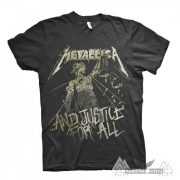 METALLICA - ...AND JUSTICE FOR ALL VINTAGE PÓLÓ