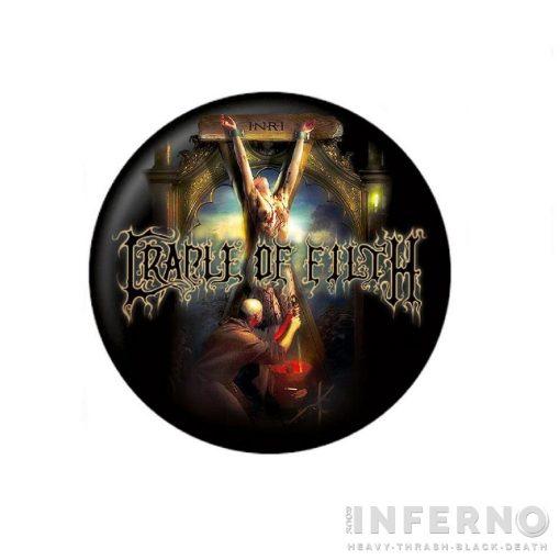 CRADLE OF FILTH - Hexen Kitűző
