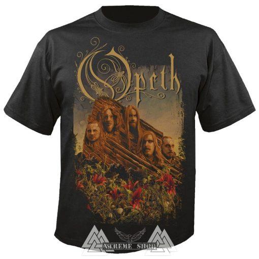 OPETH - Garden of the titans Póló