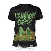 CANNABIS CORPSE - WEED DUDES póló