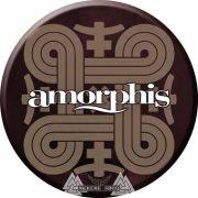 AMORPHIS - Logo Kitűző