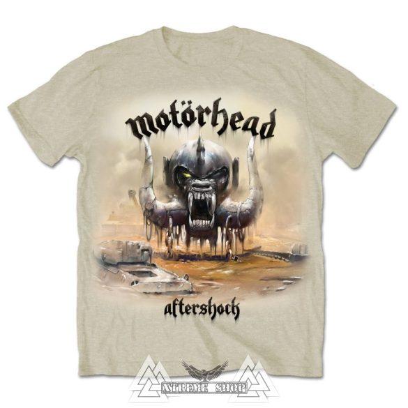 MOTORHEAD - AFTERSHOCK póló