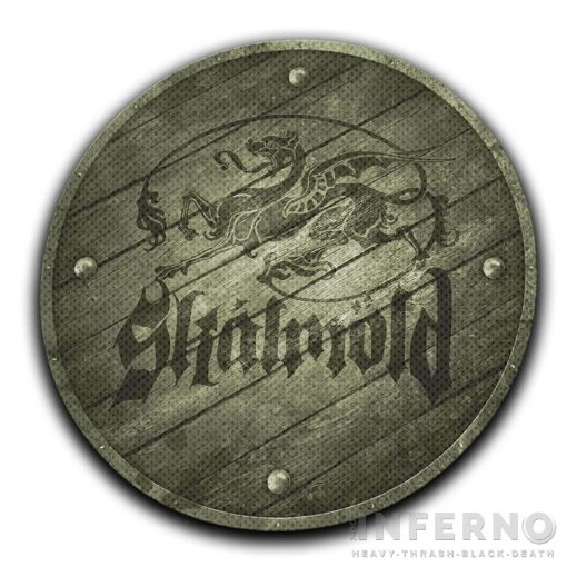 SKÁLMÖLD - DRAGON SHIELD FELVARRÓ