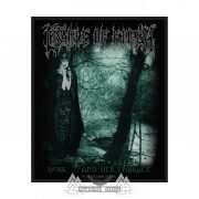 Cradle Of Filth - Dusk And Her Embrace Szövött felvarró