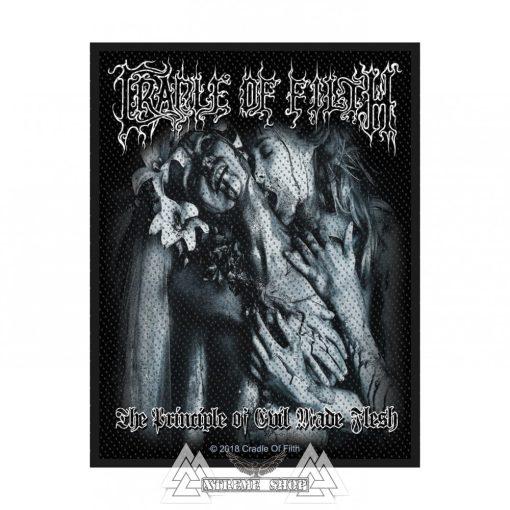 Cradle Of Filth - The Principle Of Evil Made Flesh Szövött felvarró