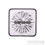 Carcass - Tools szövött felvarró