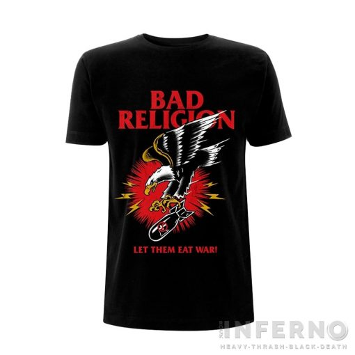BAD RELIGION - BOMBER EAGLE póló