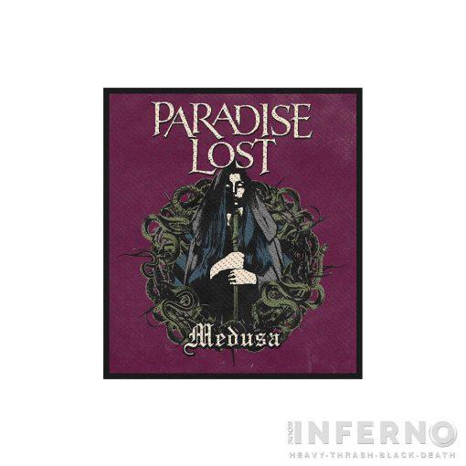 Paradise Lost - Medusa Szövött felvarró