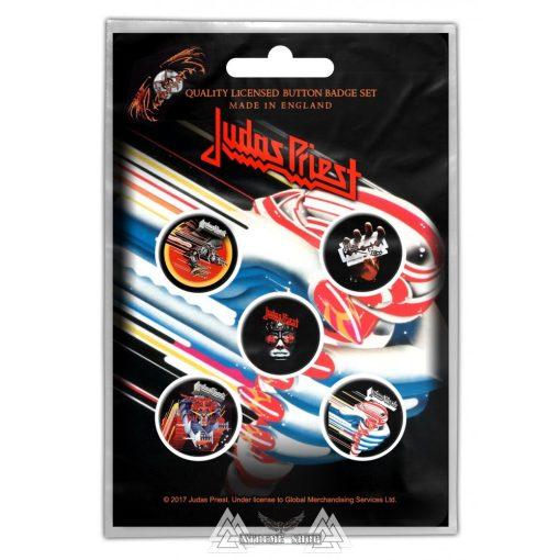 Judas Priest - Turbo Kitűző szett
