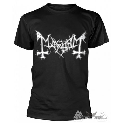 Mayhem - Logo Póló