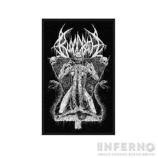 Bloodbath - Morbid Antichrist Szövött felvarró