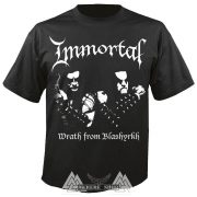 IMMORTAL - Wrath póló