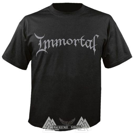IMMORTAL - Logo Póló