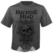MACHINE HEAD - CLOCK PÓLÓ