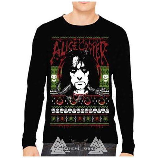 ALICE COOPER HOLIDAY pulóver