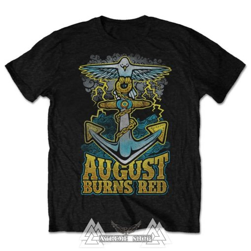 AUGUST BURNS RED - DOVE ANCHOR PÓLÓ