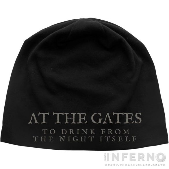 AT THE GATES 'To Drink From The Night Itself' SAPKA