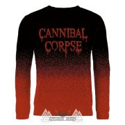 CANNIBAL CORPSE - Logo kötött pulóver