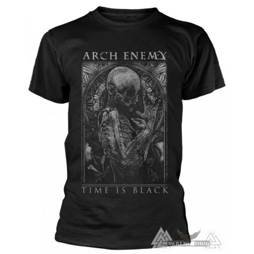 Arch Enemy - Time Is Black Póló