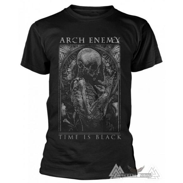 Arch Enemy 'Time Is Black' póló