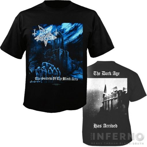 Dark Funeral - Secrets of the Black Arts póló