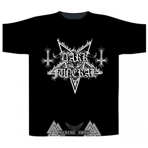 Dark Funeral - Logo Póló