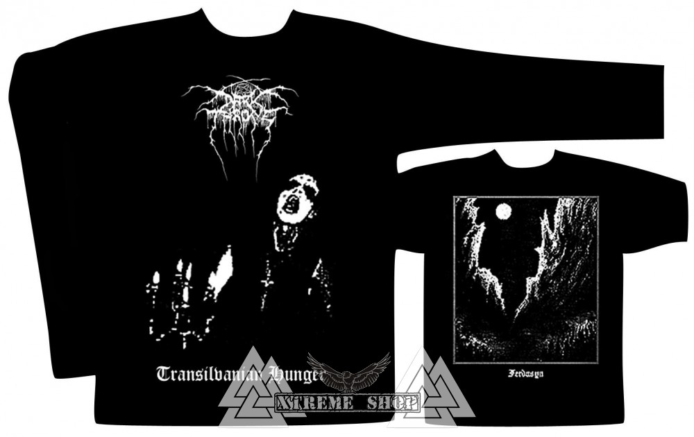 1df2dea7c3 Darkthrone 'Transilvanian Hunger' hosszú ujjú póló - Xtreme Shop