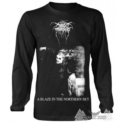 Darkthrone - A Blaze In The Northern Sky Hosszú ujjú póló
