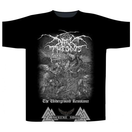 Darkthrone - The Underground Resistance Póló