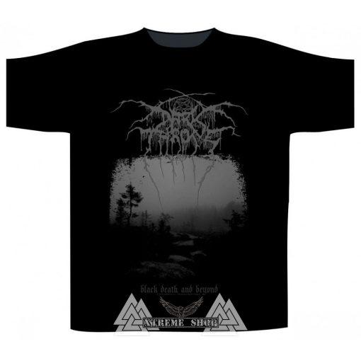 Darkthrone - Black Death And Beyond Póló