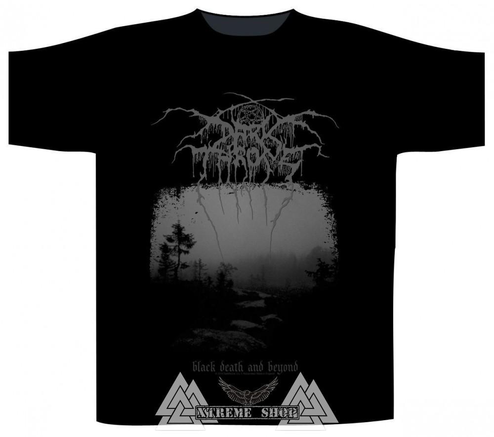 57f7bf66ba Darkthrone 'Black Death And Beyond' póló - Xtreme Shop