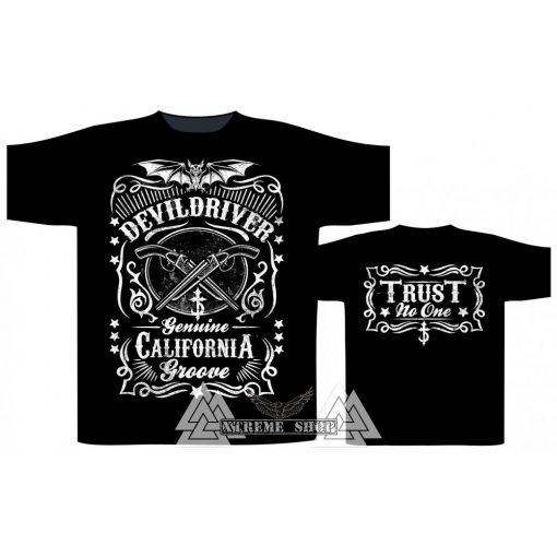 DevilDriver - California Groove Póló