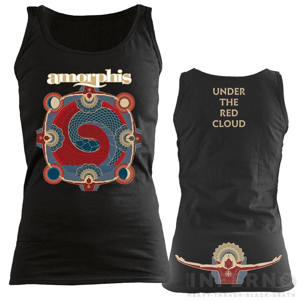 3893fcb4ef AMORPHIS Under the red cloud női trikó - Xtreme Shop