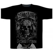 Marduk 'Skull' póló