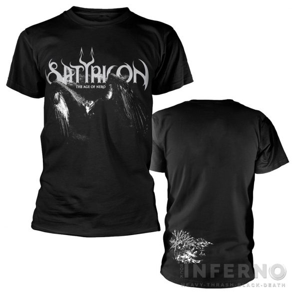 Satyricon 'Age Of Nero' póló