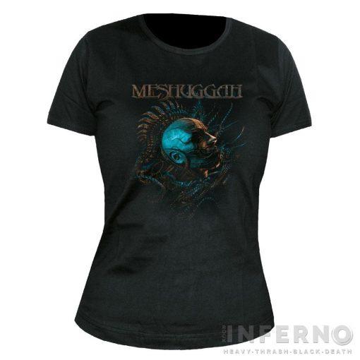 MESHUGGAH - Head női póló